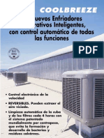 Catalogo 2009 Evaporativo Tecna Coolbreeze