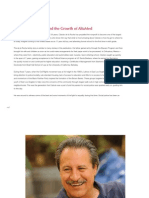 Castulo de la Rocha and the Growth of AltaMed