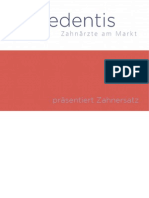 vedentis - Zahnersatz