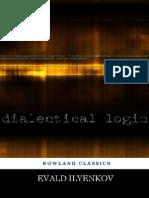Evald-Ilyenkov-Dialectical-Logic