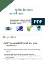 measuring the internet