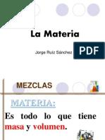 Clase 2 Materia y Separacion de Mezclas