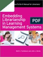 LMS-Embedded Librarianship