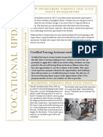 Vocational Newsletter #2