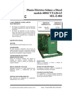 600scvta28-g5 Sel-e-804 Capacidad 600 Kw