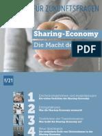 Sharing-Economy. Die Macht des Teilens