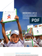 Memoria 2012 FZT