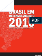 Brasil Em Desenvolvimento 2010 - Ipea - Vol3