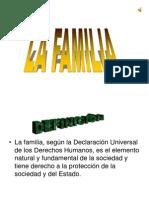 Trabajo de ciudadanía (la familia).ppt