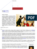 Rosas - Unitarios y Federales