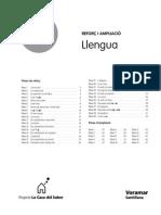 reforç i ampliació llengua 2 primaria