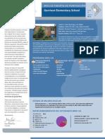 DCPS School Profile 2011-2012 (Spanish) - Garrison