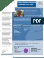 DCPS School Profile 2011-2012 (Spanish) - Hendley