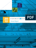 Fenway Health Annual Report FY 12