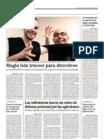 Fernando Botella y Jorge Blass, en Alicante
