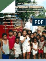 February 2013 Xaverian Mission Newsletter