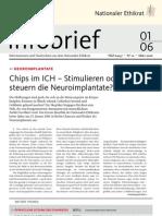 Strahlenfolter - RFID - Bioimplantate - Chips im ICH – Stimulieren oder - Infobrief_01-2006_Website