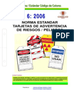 Necc 06 - Tarjetas de Advertencias