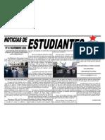 Noticias de Estudiantes nº0 - Estudiantes Progresistas de Huelva