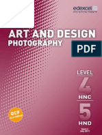 Art and design of Photography