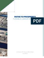 Paths to Prosperity - Labour Market Ontario PC White Paper