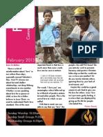 FCC February Newsletter
