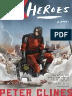 Ex-Heroes by Peter Clines - Excerpt