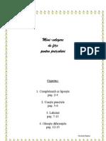 carte pentru prescolari