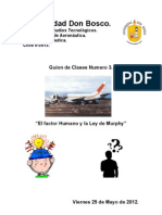 El Factor Humano y ley de murphy Version para Imprimir.pdf