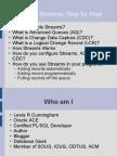 Oracle Streams - Step by Step PPT