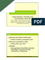 Capitulo1 - sistemas distribuidos