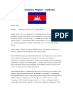 5 June 6, 2006 CAMBODIA Meeting Summary