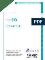 Cefalea - Conceptos Generales - Manual de Urgencias