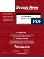 User Manual Savage 64FXP