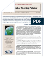 Iain Murray - 10 Cool Global Warming Policies