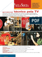 01 Revista Centro Paula Souza 2007 Janeiro