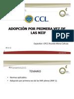 Adopción por Primera Vez - PRESENTACION RM