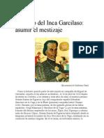 El Ruego del Inca Garcilaso