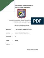 Informe-gestion de La Comercializacion-2012