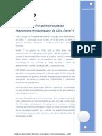 Manuseio Armazenagem Biodiesel - Anp 01