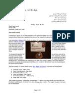 Reply to Alachua County Sheriff Sadie Darnell