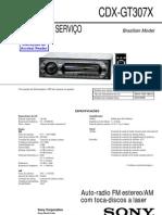 Cdx Gt307x (Br)