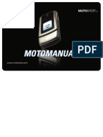 Motorola K3