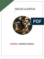 LA ODISEA DE LA ESPECIE.doc
