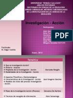 Investigación Acción Sección 2.ppt