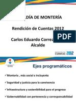 PRIMERA RENDICION DE CUENTAS ALCALDE CARLOS EDUARDO CORREA 2012 (1).pdf
