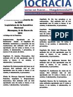Barómetro Legislativo Diario del jueves, 31 de enero de 2013.pdf