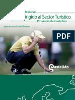 GUÍA-GOLF Dirigido al Sector Turístico2011-3