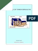 ebook Produksi Cat Tembok Berkualitas