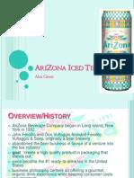 AriZona Beverage Company: Marketing Strategy